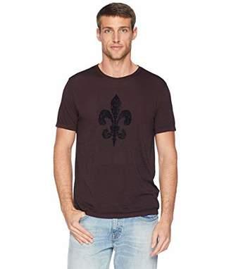 John Varvatos Men's Fleur DE LIS T-Shirt