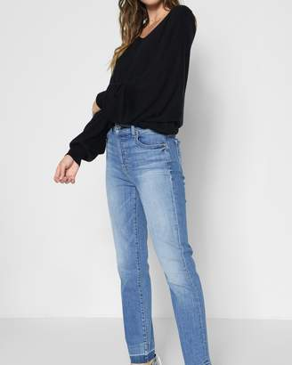 7 For All Mankind Edie with Trouser Released Hem in East Village