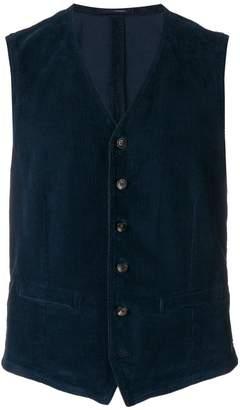 Lardini corduroy waistcoat