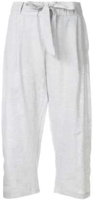 D'aniello La Fileria For tie waist trousers