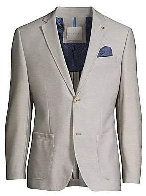 Bugatti Men's Modern-Fit Patch Pocket Sport Jacket