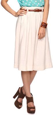 Forever 21 Style deals Pleated Skirt Belt