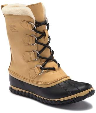 Sorel Caribou Waterproof Fleece Lined Boot