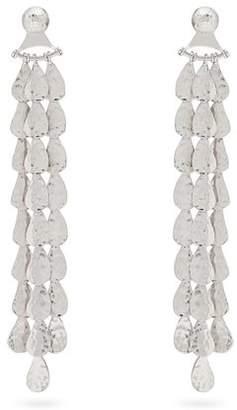 Sophia Kokosalaki - Luna Sterling Silver Earrings - Womens - Silver