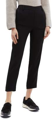 Vince Crepe cropped pants
