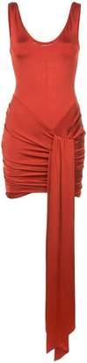 DAY Birger et Mikkelsen Galvan wrap detail fitted dress