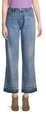 Marc Jacobs Relaxed Cropped Jeans