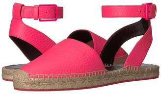 Burberry Abbin Logo Women's Sandals