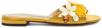 Marc Jacobs Clara Embellished Slide