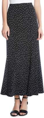 Karen Kane Dot Maxi Skirt