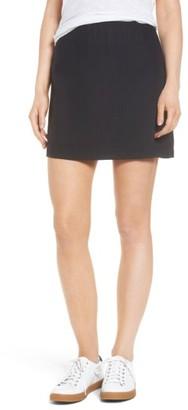 Women's Treasure & Bond A-Line Miniskirt $59 thestylecure.com