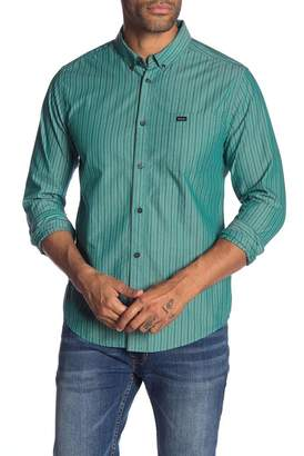 RVCA Striped Everyday Slim Fit Shirt