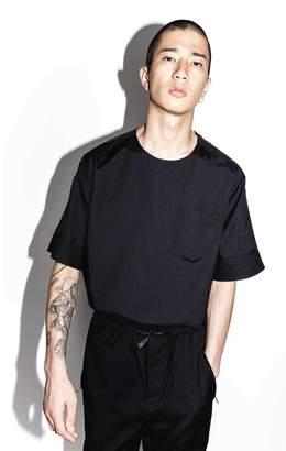 3.1 Phillip Lim Trapunto-Stitch T-Shirt