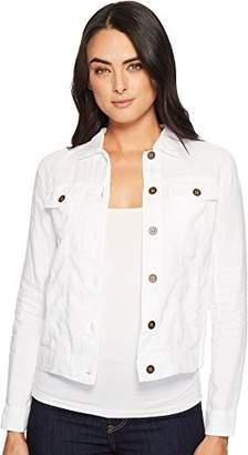 Michael Stars Women's Linen Jean Jacket