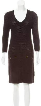 Tibi Knit Sweater Dress