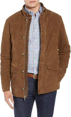 Peter Millar Glenwood Leather Jacket