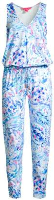 Lilly Pulitzer Paulina Floral Jumpsuit