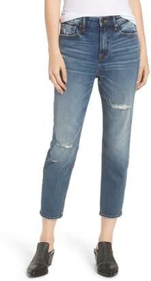 Vigoss Friday Distressed Tapered Boyfriend Jeans
