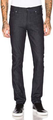 Nudie Jeans GREEN Lean Dean in Dry Green | FWRD