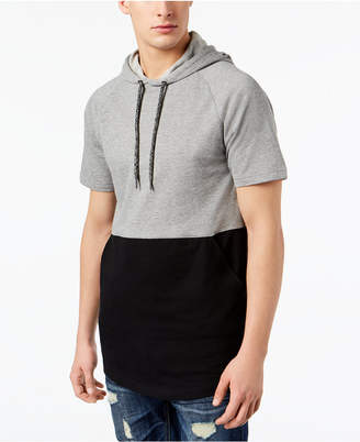 American Rag Men's Colorblocked Hoodie, Created for Macy's