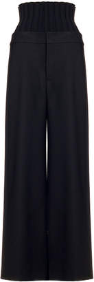 Ji Oh Removable Rib Trouser