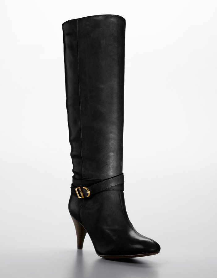 Bcbg Max azria Lakisha Tall Leather Boots