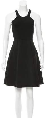 Yigal Azrouel A-Line Mini Dress