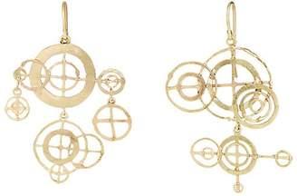 Judy Geib Women's Chandelier Earrings