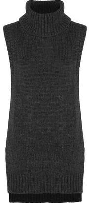 Enza Costa Knitted Turtleneck Tunic
