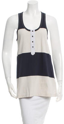 Boy. by Band of Outsiders Striped Sleeveless Top $45 thestylecure.com