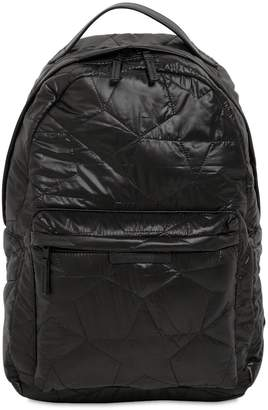 Stella McCartney Stars Quilted Nylon Backpack