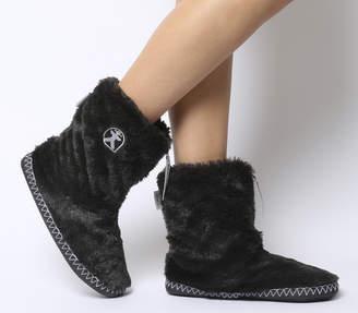 Bedroom Athletics Marilyn Short Faux Fur Boots