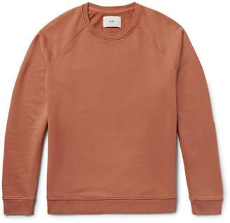 Folk Loopback Cotton-Jersey Sweatshirt