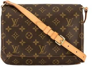 Louis Vuitton Monogram Canvas Musette Tango Short Strap Bag (Pre Owned)