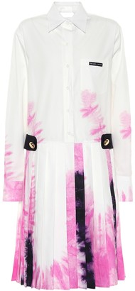 Prada Cotton shirt dress
