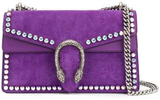 Gucci small Dionysus crystal shoulder bag