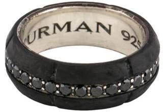 David Yurman Black Diamond Band