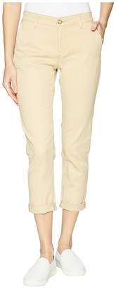 AG Adriano Goldschmied Caden in Sulfur Sand Dune Women's Jeans