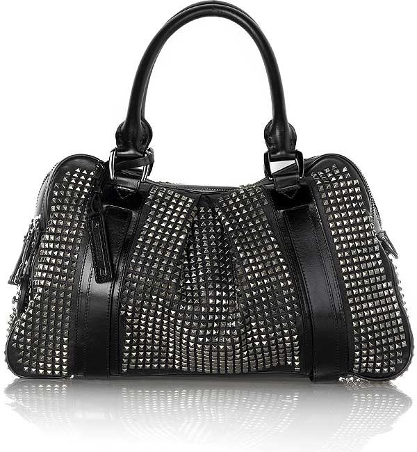 Burberry Prorsum Knight studded bag