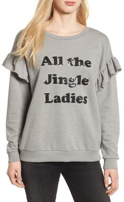 South Parade All the Jingle Ladies Sweatshirt