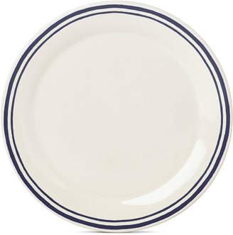 Kate Spade Order's Up Striped Dinner Plate