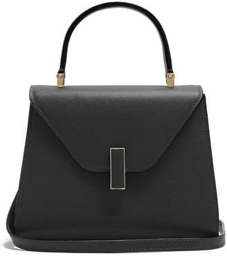 Valextra Iside mini grained-leather bag
