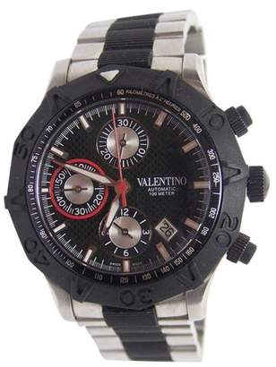 Valentino V40LCA9R909-S09R Stainless Steel / Rubber 45mm Mens Watch