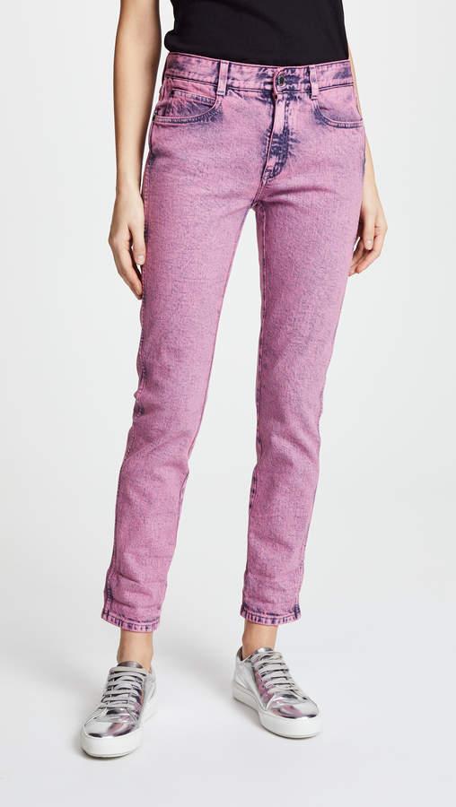 The Skinny Boyfriend Jeans