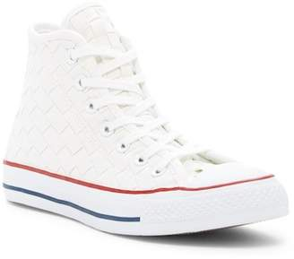 Converse Chuck Taylor(R) All Star(R) High Top Woven Sneaker (Unisex)