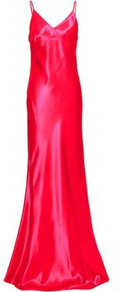 Jason Wu Fluted Satin Gown