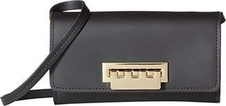 Zac Posen Eartha Iconic Small Phone Wallet Crossbody