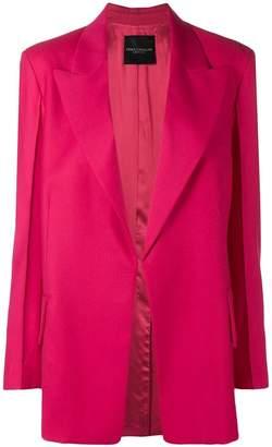 Cavallini Erika classic long blazer