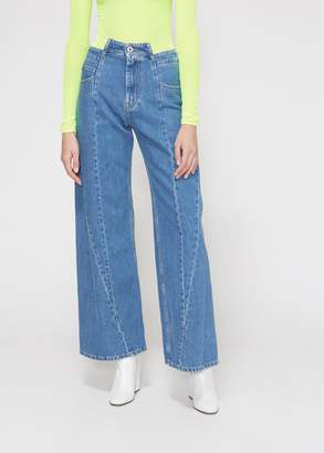 Maison Margiela Wide Leg Bottom