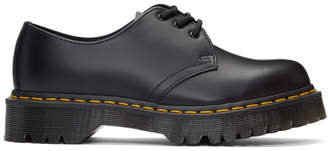 Dr. Martens Black 1461 Bex Platform Derbys